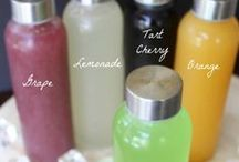Cold & Hot Drinks Dreams / Nothing tastes better than a cold refreshing drink on a hot summer day or after a hard workout. Cold drinks for summer, mocktails, and kids