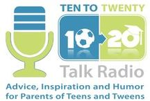 Ten to Twenty Podcasts / Get the best and latest insight and humor from the Ten to Twenty podcast! / by Ten To Twenty Parenting
