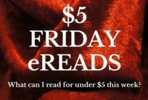$5 Friday eReads / What can I read for under $5 this week?