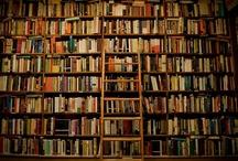 Books, Books, Books / by Laurel Teague