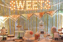 Celebrate / Ideas for throwing a party.  / by Melanie Moore