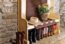 Home on the Range / Home decor ideas for those who love the West, or just the western lifestyle.