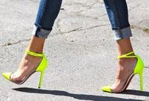 Sole Mates!!! / What can I say... I am shoe obsessed!  / by Leigh Giddings