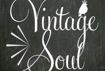 Vintage Style / by Leigh Giddings