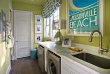 Laundry/Mud Room / by Leigh Giddings
