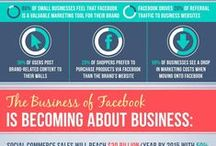 Social Media Infographics / A collection of the best social media infographics