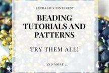 DIY - Beading tutorials and patterns / Beading tutorials, beading patters.