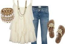 Clothes & Styles / by Tawnie