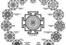 Sacred Geometry / Yantras, sacred geometry...