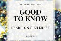 DIY/Lifestyle - Good To Know