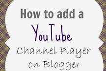 Blog Tips / Tips, Tutorials , Blogging!