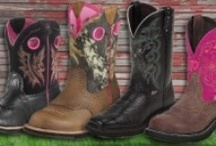 No such thing as too many boots... / Cowboy boots, cowgirl boots, kids boots, western boots, fashion boots, there's no limit to great boots!