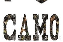 Camouflage is my favorite color! / Everything camo - pink camo, hunting camo, Mossy Oak camo, camo cowgirl boots, camo cowboy boots, camouflage nail polish... it's all our fave!