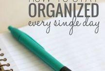 Lifestyle - Let's organize!
