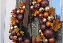 A wreath a month / by Anna Serene