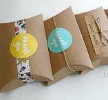 DIY - Display and packaging ideas
