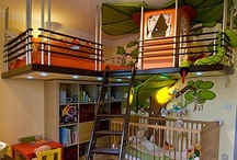 Kids' Spaces / by Valerie Cain