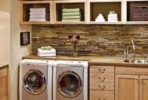 Laundry Room / Pantry / by Valerie Cain