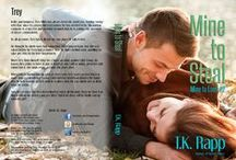 Mine to Steal / Mine to Steal - Book 2 in the Mine to Love Series. Released June 12, 2014. NEW Cover added 11/6/14