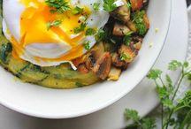 Rise & shine foodie! / Breakfast & brunch food porn.