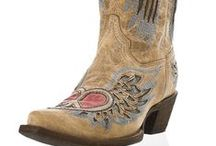 Corral Boots - Cowgirl Boots & Cowboy Boots