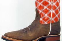 Anderson Bean Boots / Authentic western riding boots for men and women. Cowboy boots and Cowgirl boots by Anderson Bean, HorsePower, Rios of Mercedes, and Macie Bean.