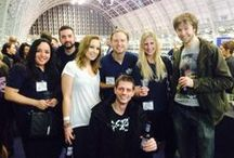The Business Show 2014 / Team SMF exhibiting at The Business Show London Olympia 2014