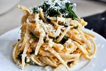 Pass the pasta! / PASTA. All day every day