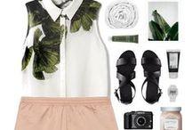 Outfits / outfits / by Maylin Santana