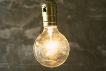 L is for Lighting / by Megh Johnson