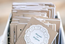 P is for Paper / All things paper. A lot of things letterpressed. / by Megh Johnson