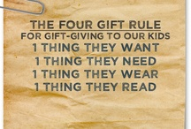 Gift Ideas - Kiddos