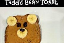 Kiddie Food Ideas / by Ashley McCain