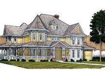 Ideas for Dream House / by Ashley McCain