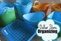 Storage and Organization / by Ashley McCain