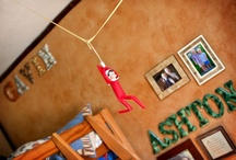 Elf on the Shelf Ideas / by Erika Brown