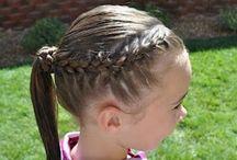 Hair for Little Girls / by Kalynda Madge
