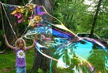 Bubbles oOoOo / by Kalynda Madge