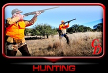 Hunting / Take Your Best Shot ♦ Sporting and Adventure / by Cheaper Than Dirt!