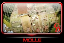 MOLLE / MOdular Lightweight Load-carrying Equipment / by Cheaper Than Dirt!