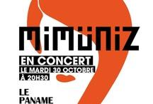 Flyers Concerts MiMüNiZ