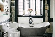 Beautiful Bathrooms / by ♥ Kimberley Craig ♥