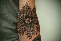 Tattoos & Piercings / by Mandy