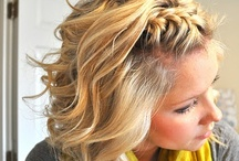 What's up - Hair Updos and styles
