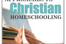 Homeschool / by Ashley McCain