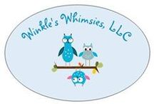 For Winkle's Whimsies / by Ashley McCain
