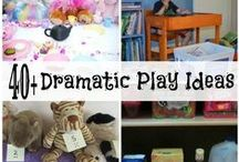 Dramatic Play / by Nikkii McCarthy