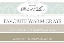 decorating // paint colors / by LeAnne Ballard