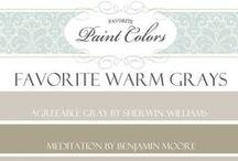 decorating // paint colors / by LeAnne Ballard