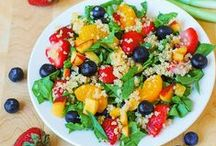 Healthy Foods & Eating / Inspiration, recipes and ideas for healthy eating